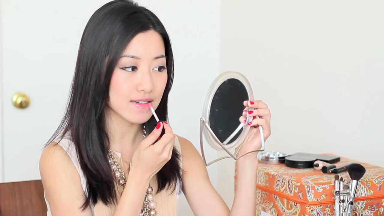 Beginners Everyday Makeup Tutorial Asian Eyes