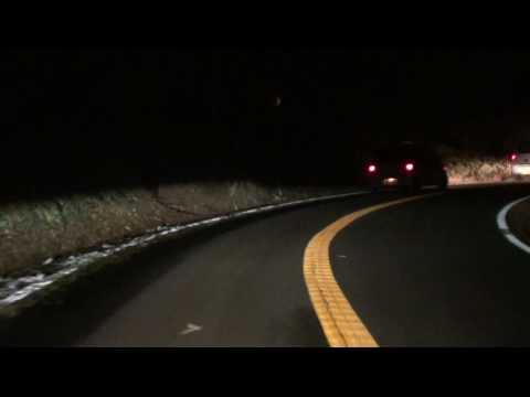 表六甲から有馬温泉へ通じる有料道路芦有の宝殿 HDR-CX170撮影