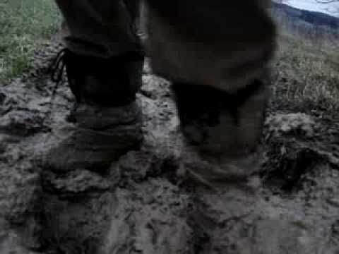 Rubber Boots in deep mud... (Part 2)