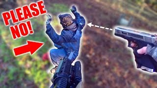 FORTNITE IN AIRSOFT!