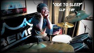 MILANA - ODE TO SLEEP [CLIP] TWENTY ONE PILOTS - 8 year old girl drummer, drum cover