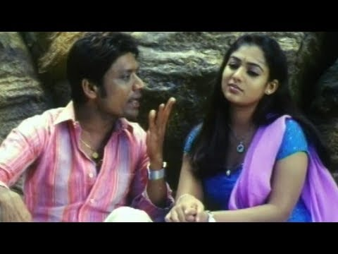 Romance - S J Surya & Nayanatara Romantic Scene In Chilipi Movie video