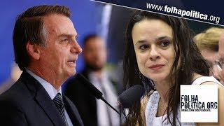 Janaína Paschoal defende extinção de conselhos: 'Bolsonaro resgata...