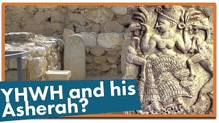 Video: Archaeologists discover Yahweh, the Jewish God had a Goddess wife, Asherah - Religion For Breakfast