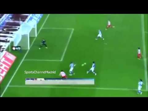 koke atletico de madrid goles y jugadas
