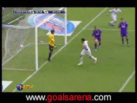 Fiorentina 0-2 AC Milan Made by Menachem Unger