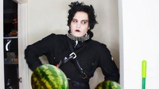 Edward Watermelon-hands