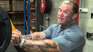Lee Priest Discusses Over Training in Bodybuilding