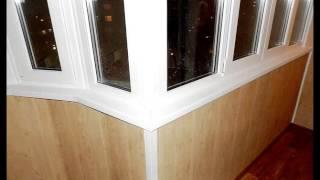 Отделка эркерной лоджии под ключ слайдшоу - максимус окна.