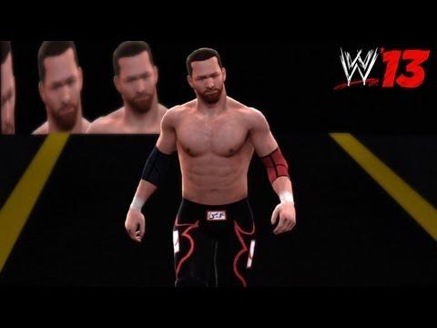 WWE '13 Community Showcase: Sami Zayn (Xbox 360)