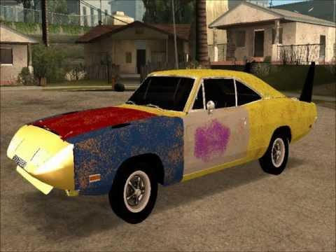 New Mods for GTA SA