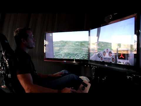 CXC Unveils Motion Pro II Flight Sim Prototypes at Oshkosh