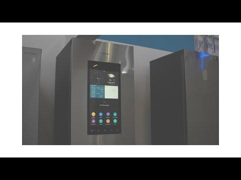 Smarter Kühlschrank Mit 22