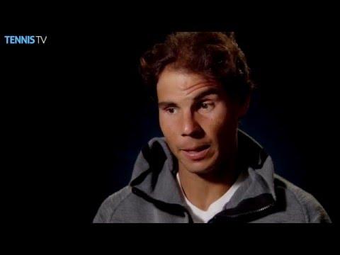 Nadal Beats Kyrgios, Djokovic Next Rome 2016