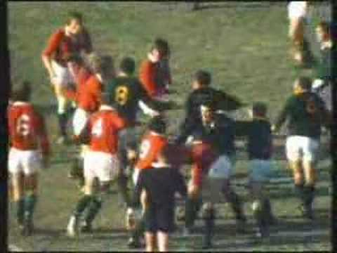 British Lions call 99 vs South Africa
