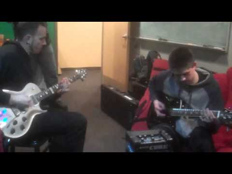 Jamming With Mark Tremonti of Creed/Alter Bridge