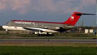 The Northwest Airlines Tribute - Long Live NWA!