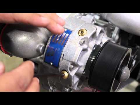 How To: Vortech V-3 Supercharger Oil Change