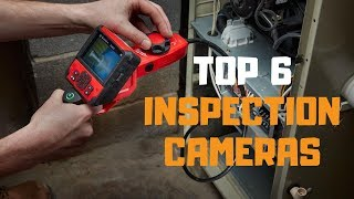 Best Inspection Cameras in 2019 - Top 6 Inspection Cameras Review