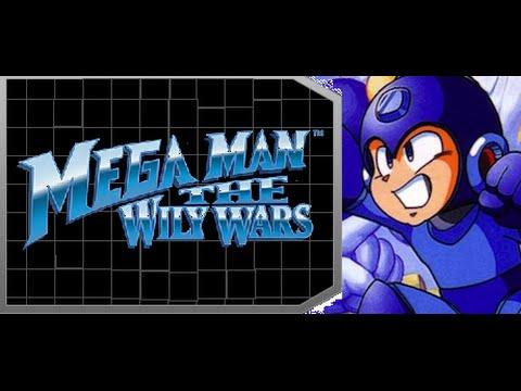 Mega Man The Wily Wars-Analisis-Loquendo