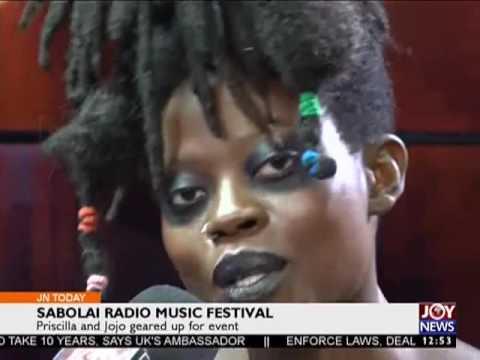 Sabolai Radio Music Festival - Entertainment Today on Joy News (15-12-16)