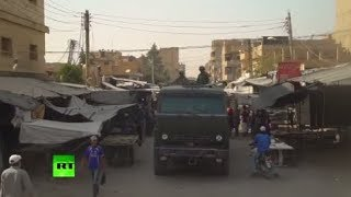 RAW: Syrian city of Deir ez-Zor recovering after 3 years of ISIS siege
