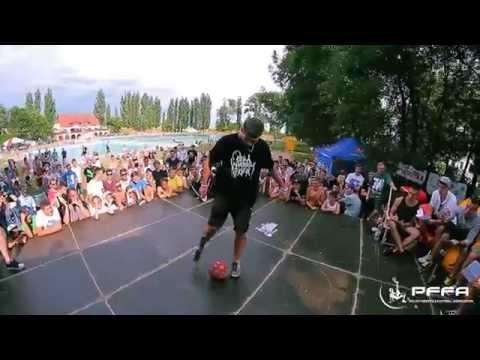 Mikołaj vs Ziomal - Quarter Finals Żerków 2014 - [ PFFA TV ]