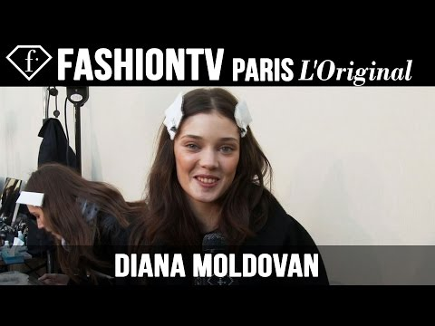 Diana Moldovan: My Look Today | Model Talk | Fashiontv video