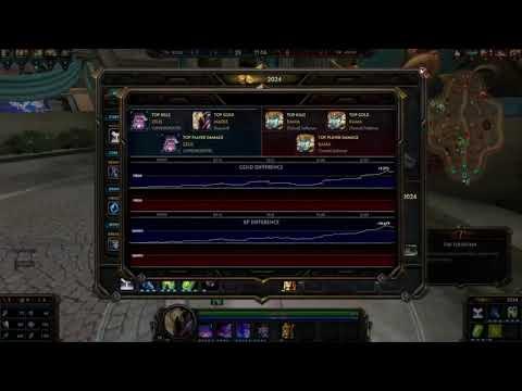 SMITE Hades Conquest Gameplay