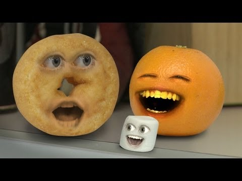 Annoying Orange - Going Donuts (ft. Shane Dawson)