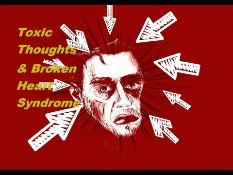"Broken Heart And Brain Broken Heart Syndrome """