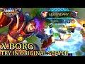 New Hero X.Borg Best Fighter - Mobile Legends Bang Bang thumbnail