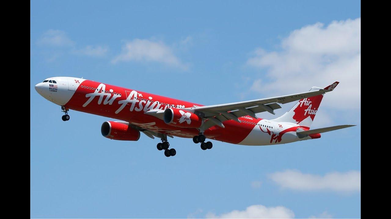 Tragedi Air Asia qz 8501 Air Asia Flight qz 8501 With