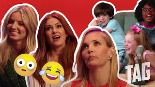 Kids Answer Questions For The Cast Of Tag (And Our Host Has No Idea)