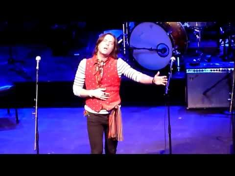 Rufus &amp; Martha Wainwright - live @ Fox Theater, Oakland- Dec 19, 2012