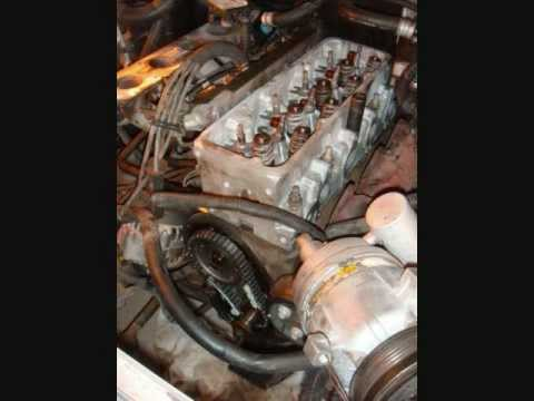 Head removal & replacement. Timing Chain & gears also. 97 Chevy S10 2.2
