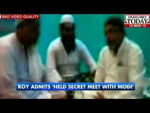 Exclusive: Mukul Roy Attacks Didi On Camera During Meeting With Cleric