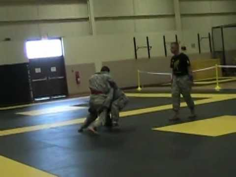 SPC. Woulard, David MACP (Modern Army Combatives Program) Part 2 Image 1
