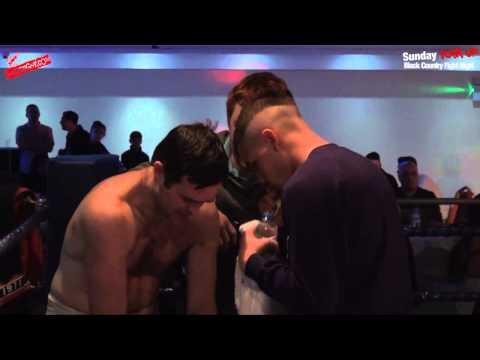 Sunday Tear Up   Jay Harley VS Danny Salter   SHAREFIGHT COM