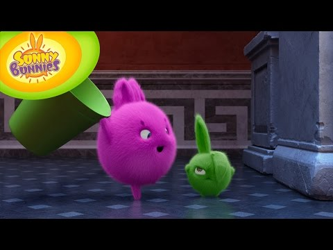 Cartoons for Children | Sunny Bunnies 109 - Hide-and-Seek (HD - Full Episode)