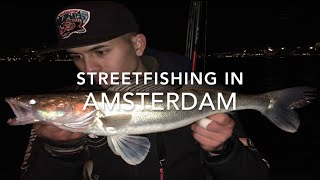 JLpikeBUSTERS NL - Streetfishing in Amsterdam #1
