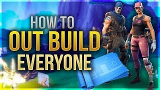 HOW TO WIN | Out Build Everyone (Fortnite Battle Royale)