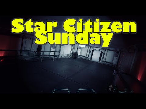 Star Citizen Sunday -  IFCS Changes, Flight Ready Ships & Baby PU Loadout + More