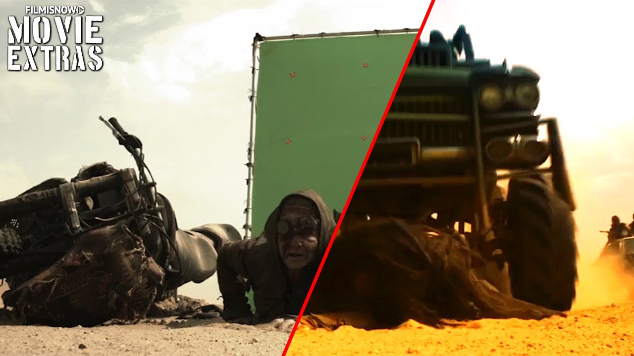 Mad Max: Fury Road - VFX Breakdown by Brave New World (2015)