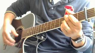 As Long As You Love Me - Backstreet Boys (Guitar Cover)