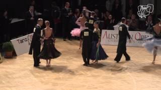 2014 Vienna World Open STD | The Final Reel | DanceSport Total
