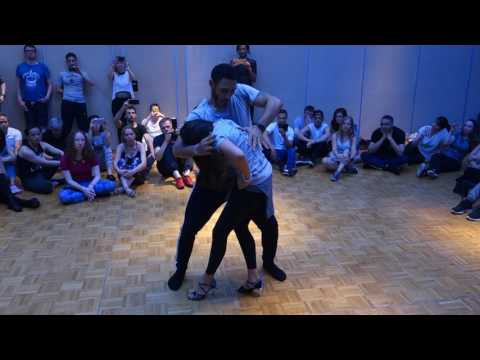 PBZC2017 workshop demo3 with Paloma and William ~ video by Zouk Soul