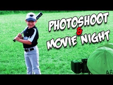 PHOTO SHOOT AND MOVIE NIGHT (DAY 655)
