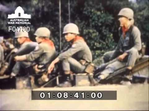 1 APC Squadron Australian Army - Vietnam 1965 to 1966