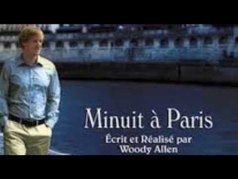 Minuit à Paris  Midnight in Paris.
